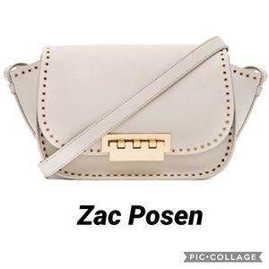 Zac Posen Iconic Accordion Crossbody Bag